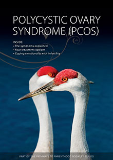 PCOS Infertility Free book